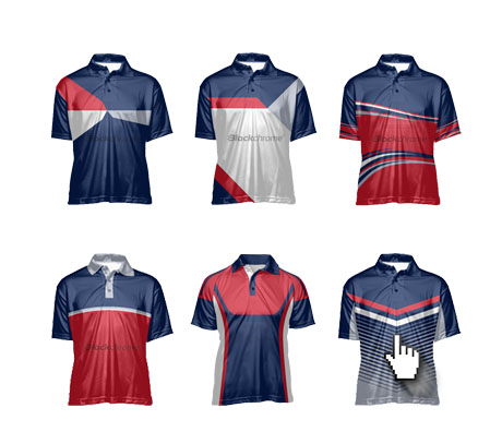 Design your own customised teamwear for Design my own polo shirt